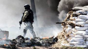 Battle-Sloviansk-East-Ukraine