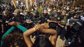 Israeli Jewish Ethiopian Protest Police Violence