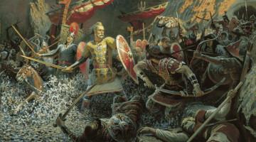 Святослав і хазари