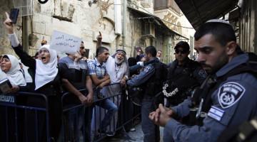 Конфлікт у Єрусалимі