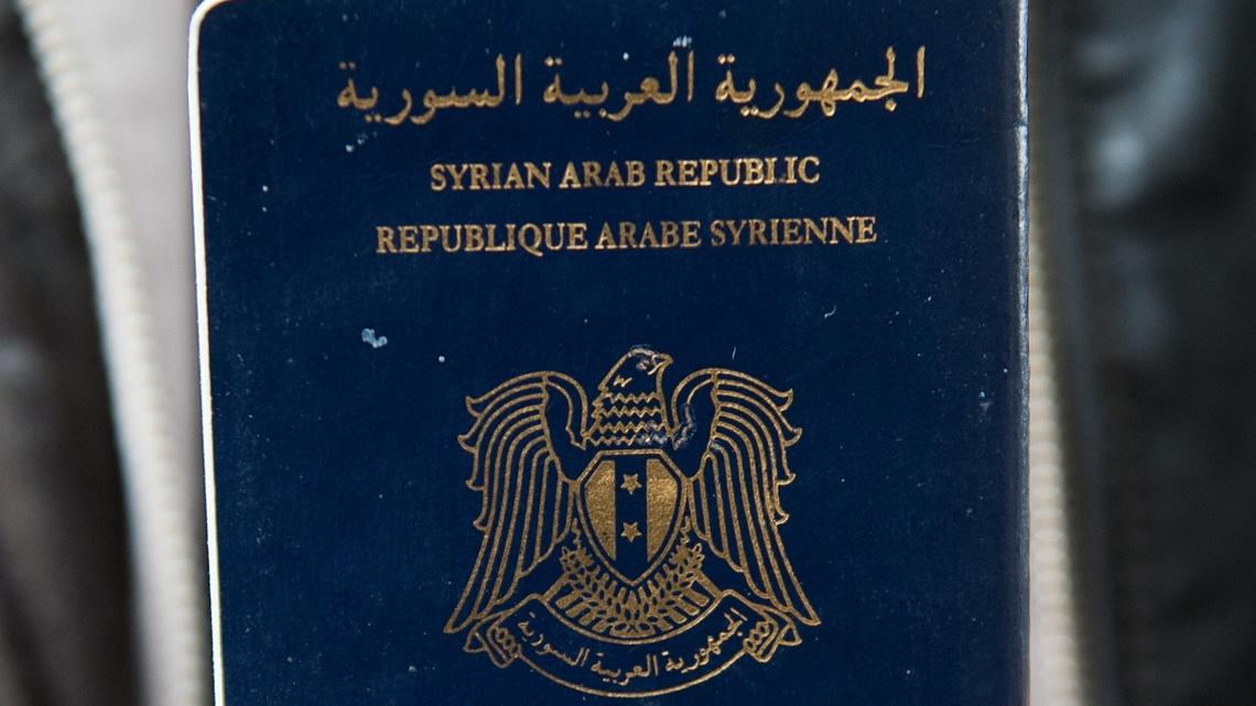 Сирійський паспорт