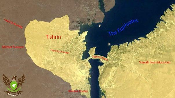 Курды перешли Евфрат. Турция грозит вторжением в Рожаву