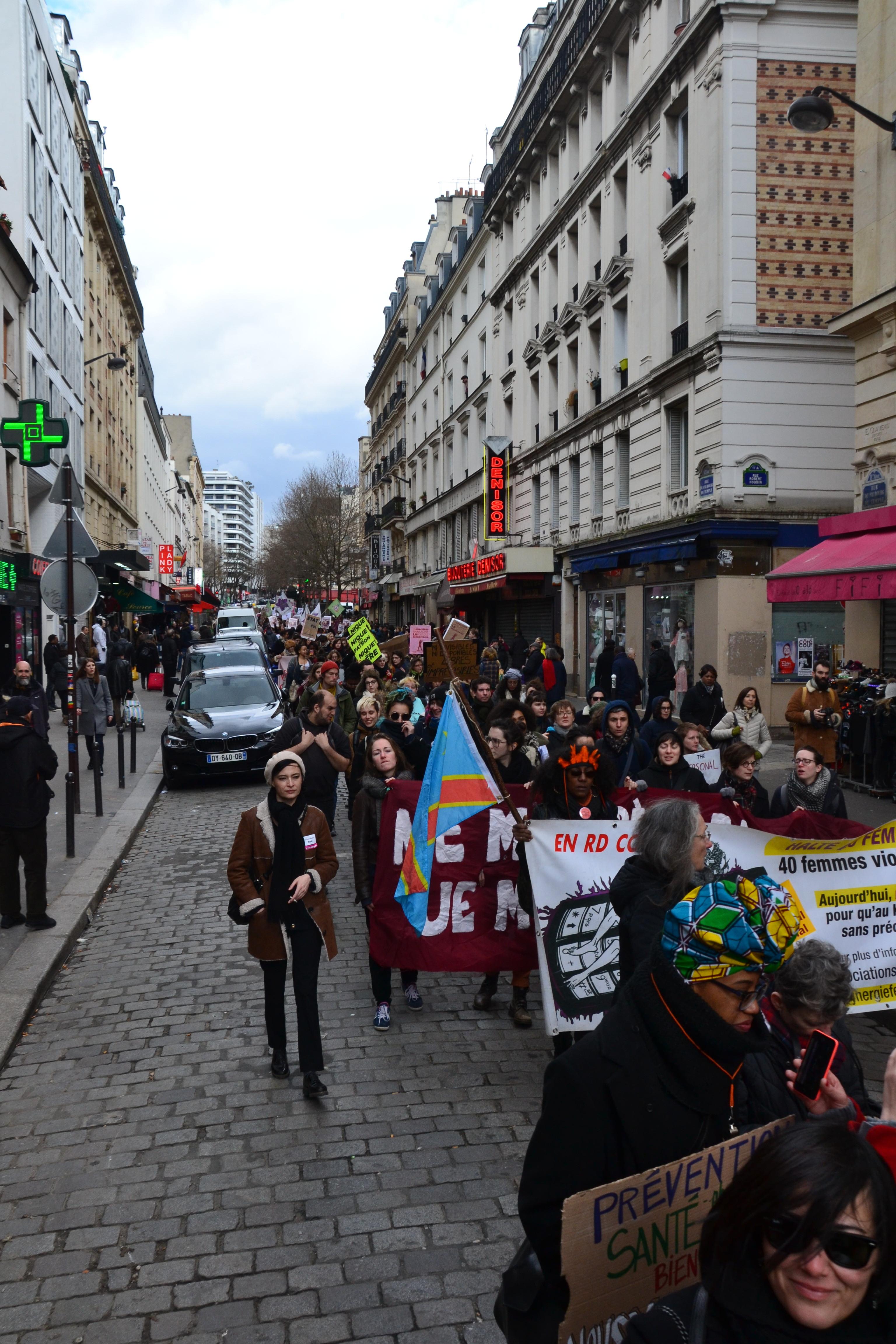 8 березня 2016 у Парижі