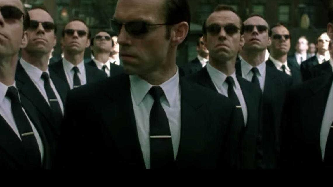 Клони Агента Сміта, Матриця