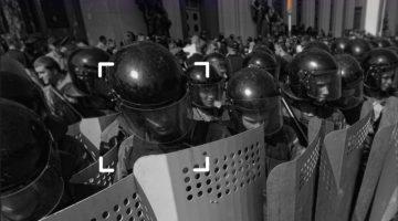 Право на свободу мирних зібрань