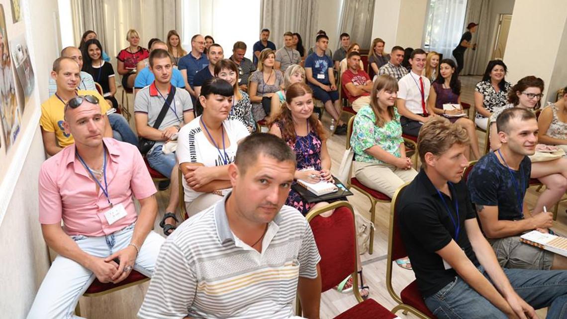 Школа профспілок в Одесі