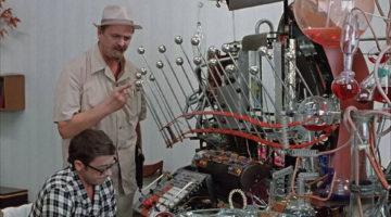 Иван Васильевич меняет профессию и машина времени