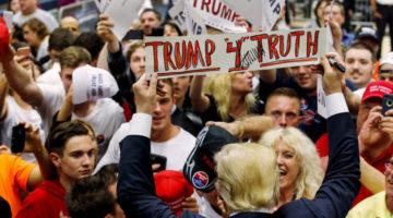 Трамп за правду