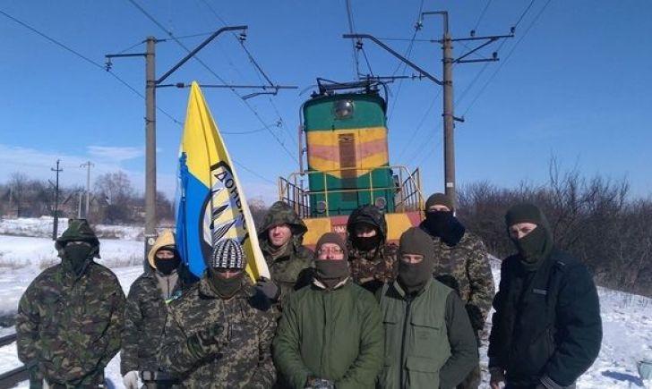 торгывельна блокада Донбасу