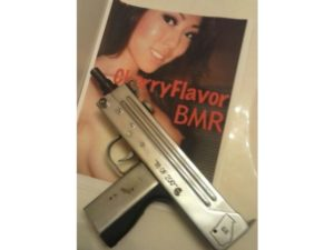 Продаж напівавтоматичного пістолета Cobray M11 із заглушкою