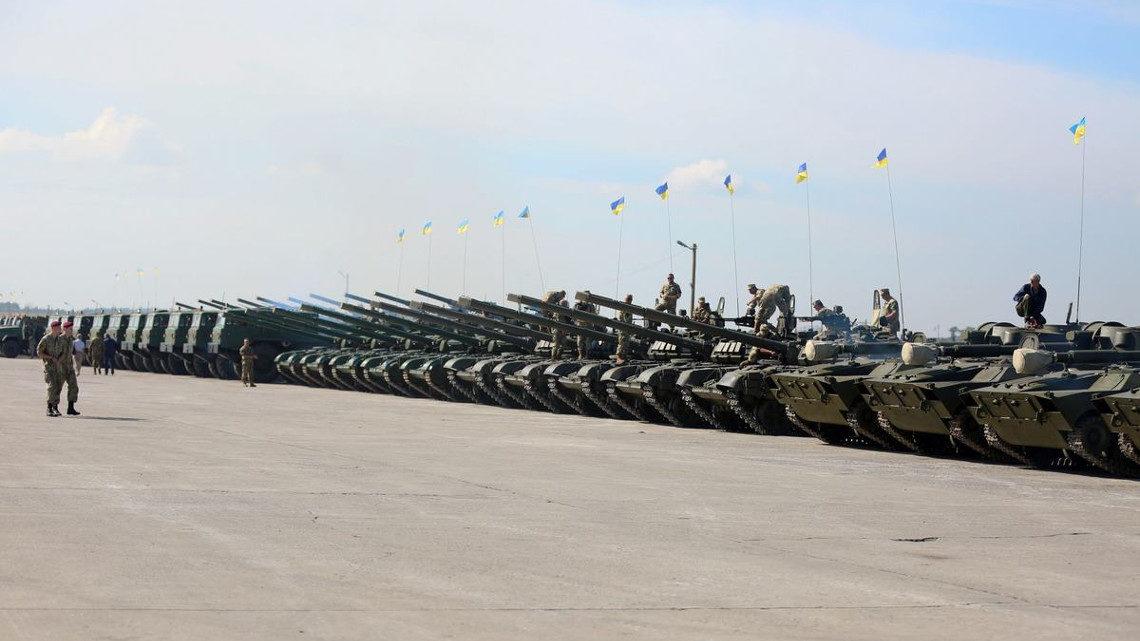 Українські танки