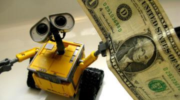 Робот і долар