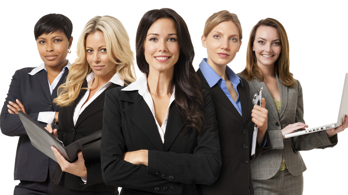 жінки в бізнесі