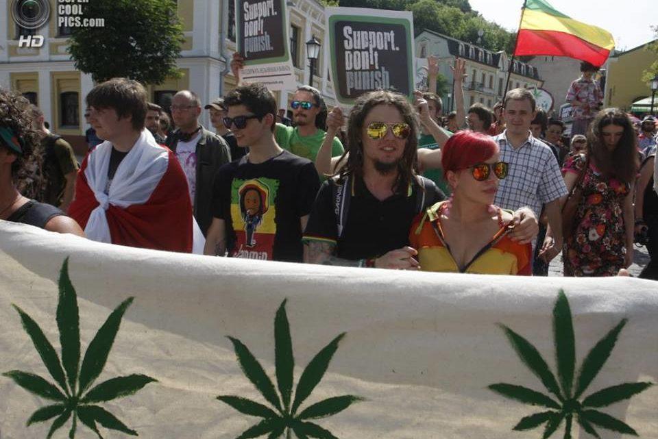 Марш Свободи. Декриміналізація
