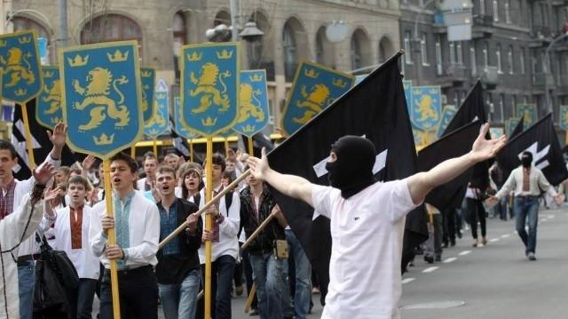 """Марш на честь дивізії СС """"Галичина"""""""