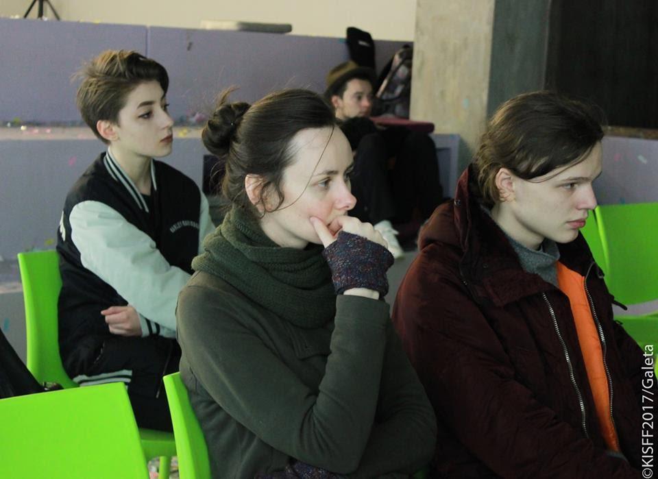 Кіношкола У рамках Київського міжнародного кінофестивалю корткометражних фільмів