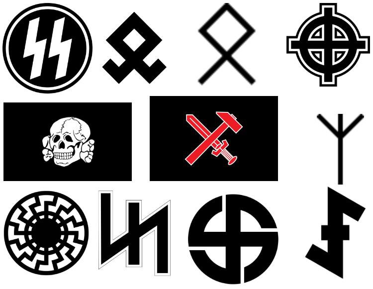 Нацистская символика
