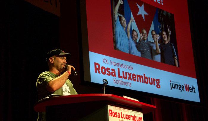 Cuba Si — робоча група німецько-кубинської дружби. Один із багатьох політичних акторів, що діють у рамках партії.