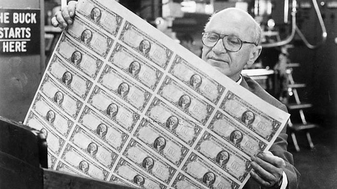 Милтон Фридман и баксы