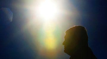 Солнце над Порошенко