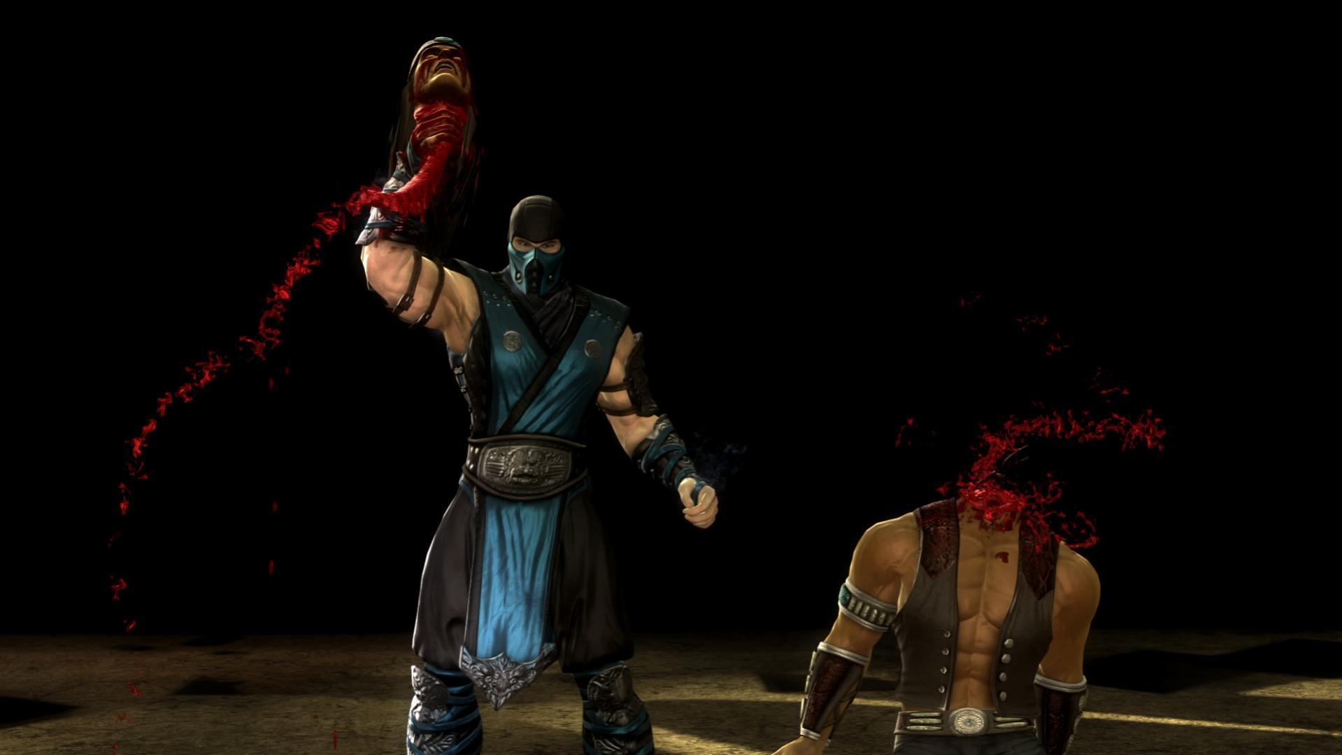 Mortal Kombat. Відеоігри не є причиною насильства