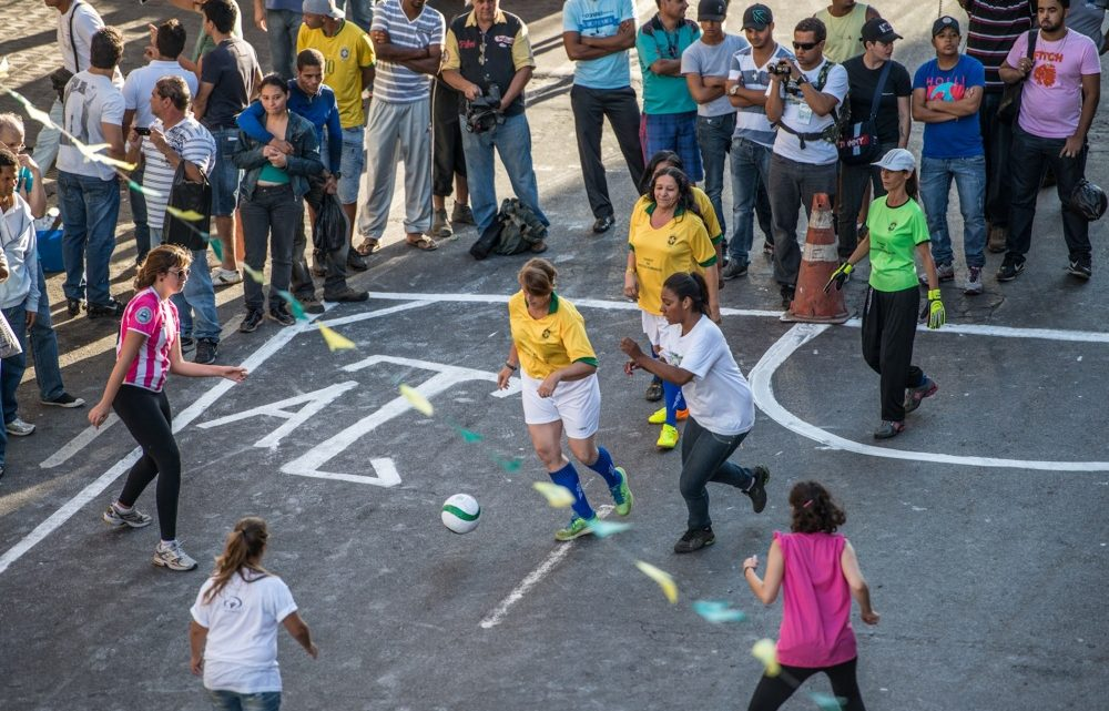 BRAZIL-PROTEST-FBL-WC-2014