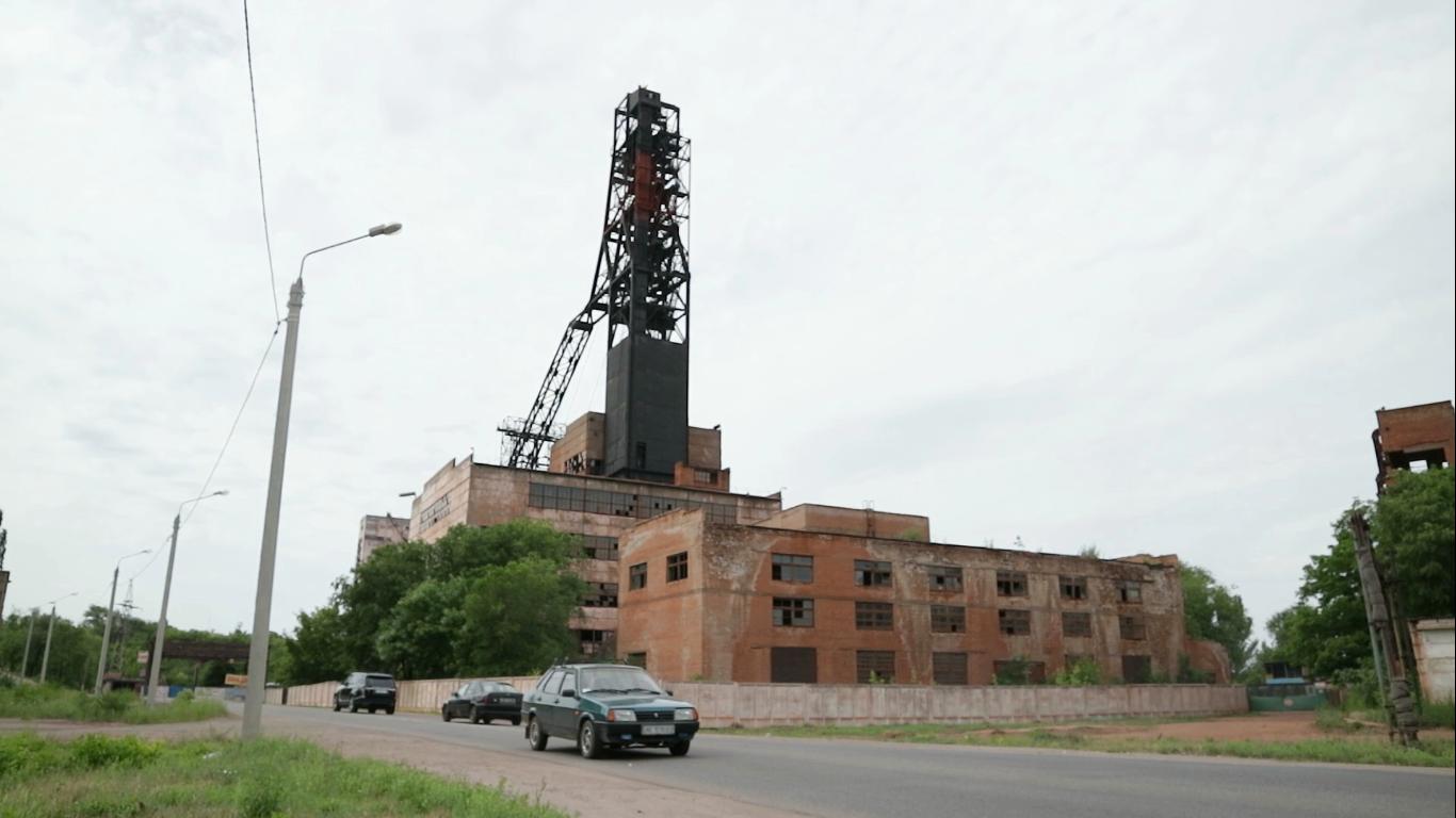 Как работают женщины в шахтах Кривого Рога
