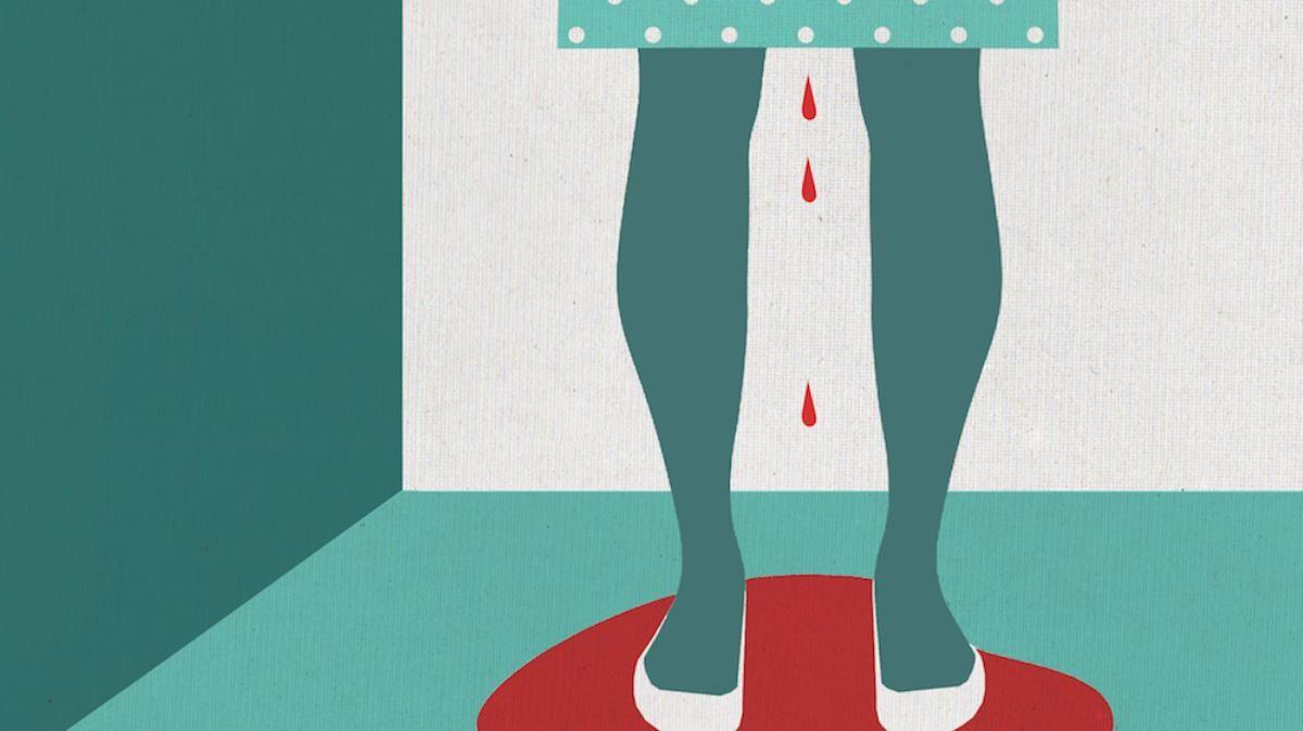 Як виникло табу на менструацію?